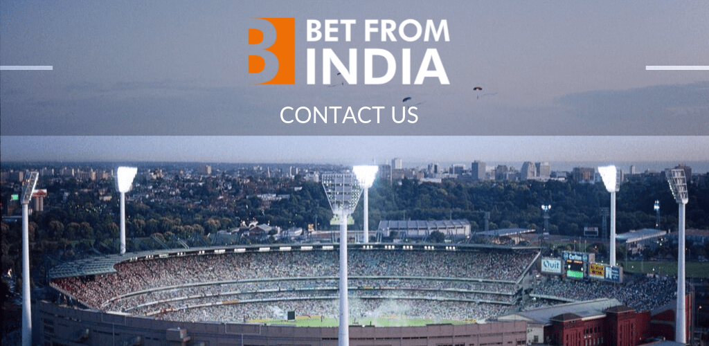 Bet From India Contact Us