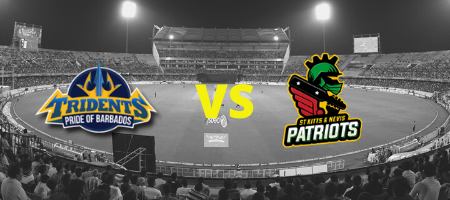 St  Kitts & Nevis Patriots vs Barbados Tridents