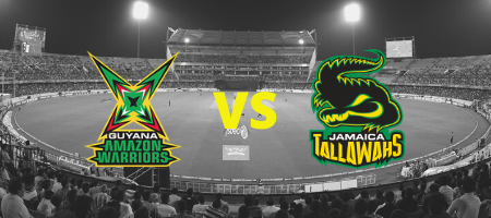 Jamaica Tallawahs vs Guyana Amazon Warriors