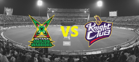Guyana Amazon Warriors vs Trinbago Knight Riders