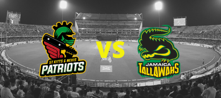 St Kitts & Nevis Patriots vs Jamaica Tallawahs