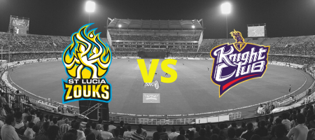 St Lucia Zouks vs Trinbago Knight Riders