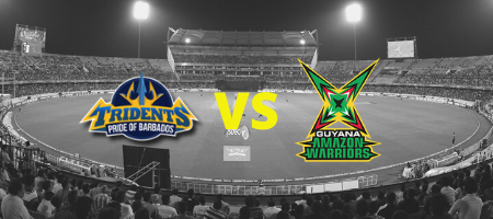 Barbados Tridents vs Guyana Amazon Warriors