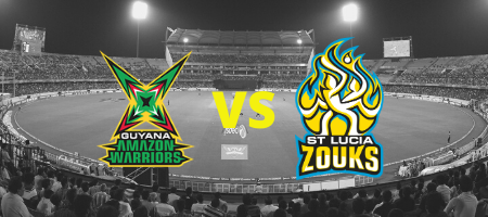 Semi-Final 2-Guyana Amazon Warriors vs St Lucia Zouks