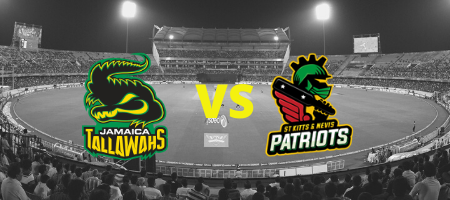 Jamaica Tallawahs vs St Kitts & Nevis Patriots