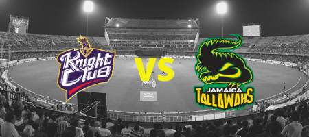 Semi-Final 1-Trinbago Knight Riders vs Jamaica Tallawahs