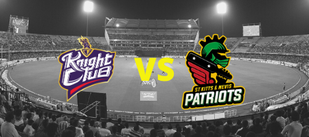 Trinbago Knight Riders vs St Kitts & Nevis Patriots