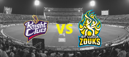 Final – Trinbago Knight Riders vs St Lucia Zouks
