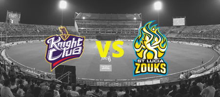 Trinbago Knight Riders vs St Lucia Zouks