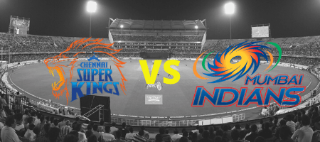 IPL 2020 – Chennai Super Kings vs Mumbai Indians