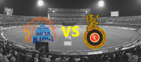 IPL 2020 – Chennai Super Kings vs Royal Challengers Bangalore