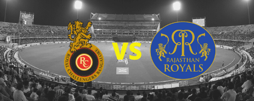 IPL 2020 – Royal Challengers Bangalore vs Rajasthan Royals